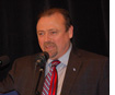 President Corbett addresses delegates (VIDEO)