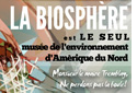 Send a postcard, Save the Biosphere
