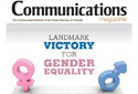 Communications Magazine - Vol. 38, No. 1, Autumn 2012