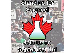 Stand Up for Science – Nationwide Rallies– A Message from Gary Corbett