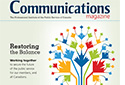 Communications Magazine - Vol. 41, No. 2, Autumn 2015 (PDF)
