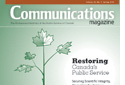 Communications Magazine - Vol. 42, No. 1, Spring 2016 (PDF)